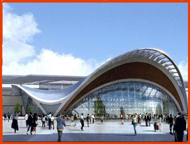 安徽合肥滨湖会展中心
