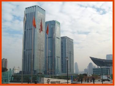 深圳市中心区第一座超甲级写字楼