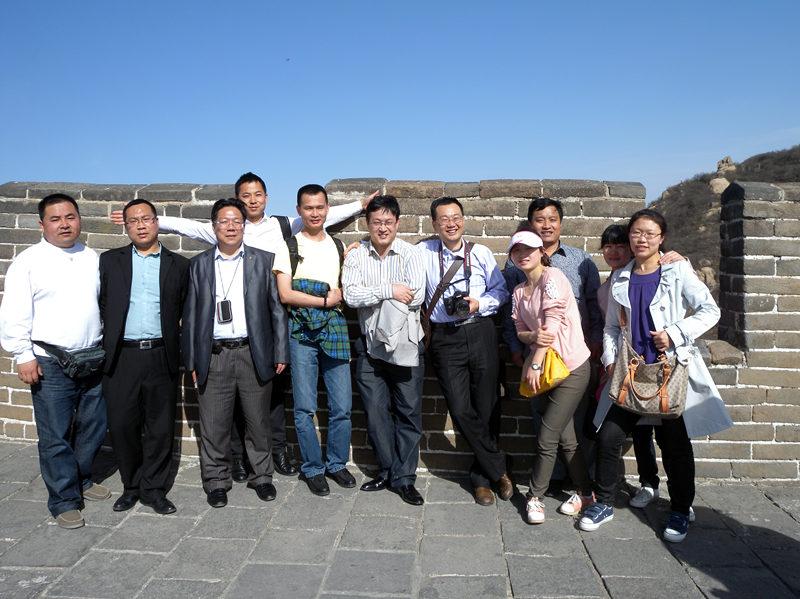 览讯中国八达岭之旅