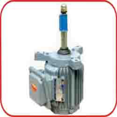 Special motor for cooling tower