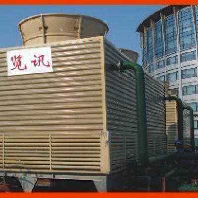 HRI 方形逆流工业型冷却塔