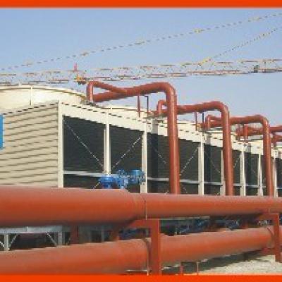 HMKI 方形横流工业型冷却塔