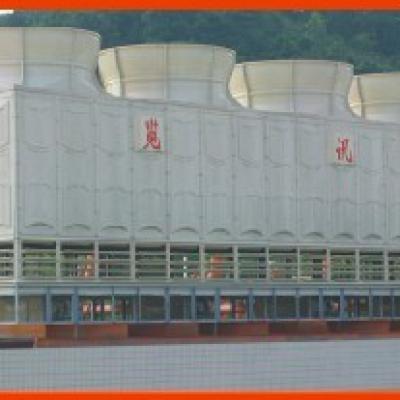 HRIR 方形逆流工业高温型冷却塔