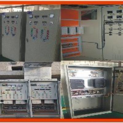 冷却塔变频控制电柜、群组控制电柜