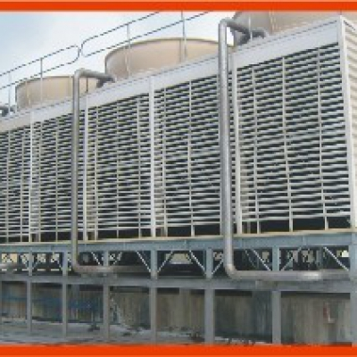 HBT 北方地区专用低湿球大流量冷却塔