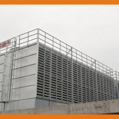 PL 系列方形横流式钢板冷却塔