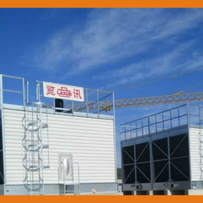 HMK 系列方形横流式冷却塔