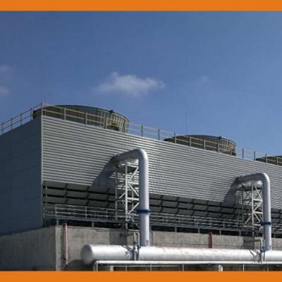 LNG 系列逆流式大型钢结构工业冷却塔