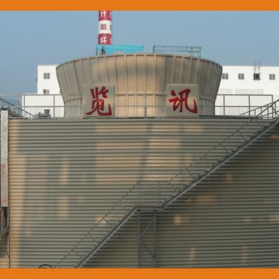 LHGF 系列横流式混凝土工业型冷却塔
