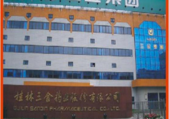 Guilin Sanjin Medicine