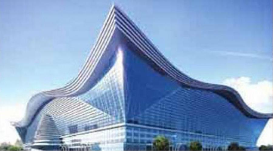 Chengdu New centery Globle Center
