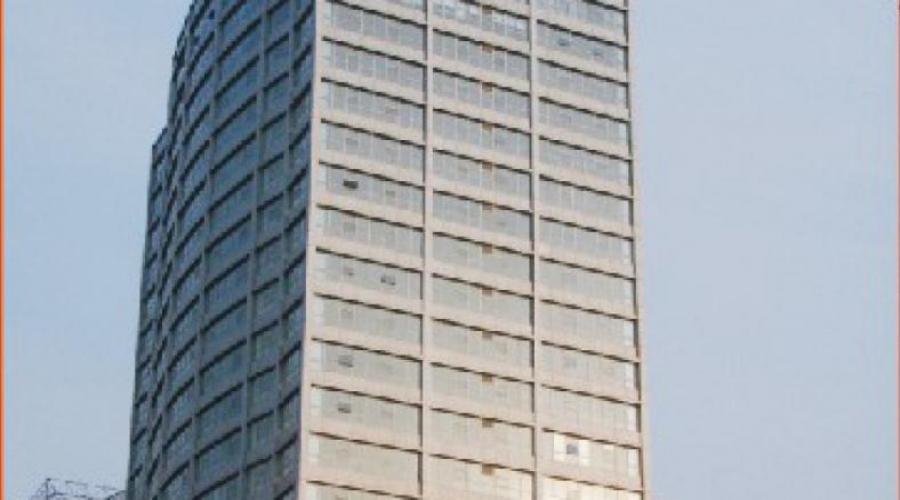Xuzhou Hualong Caifu Tower