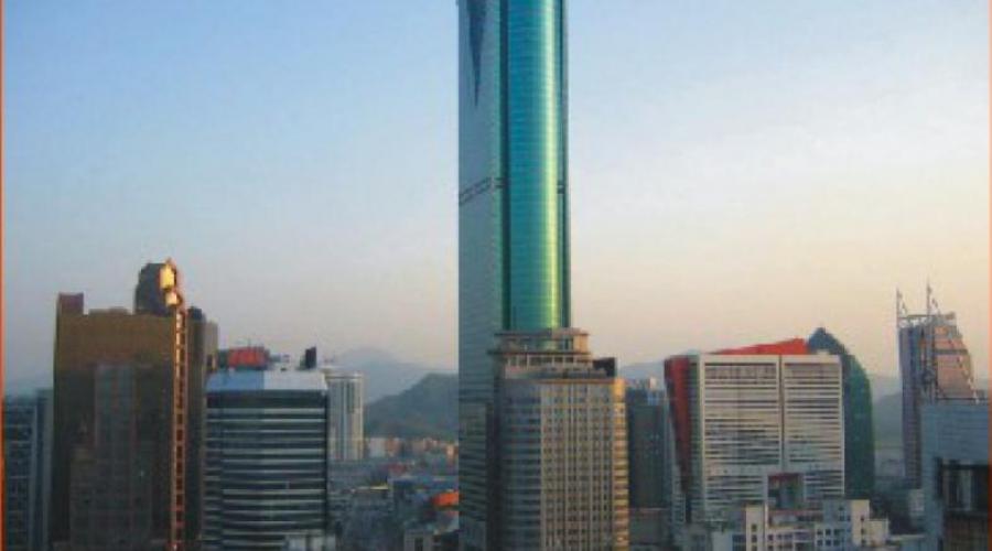 Shenzhen Diwang Tower