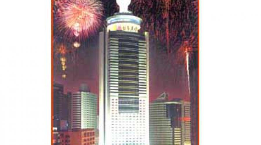 深圳希尔顿大酒店