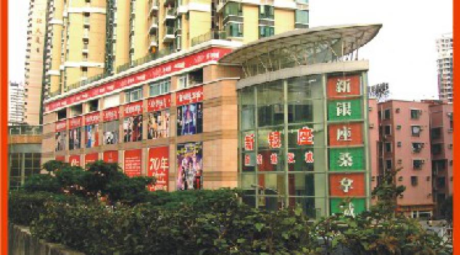 深圳新银座大厦